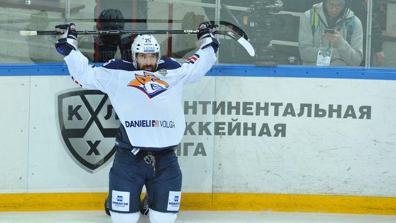 Данис ЗАРИПОВ. Фото Алексей ИВАНОВ