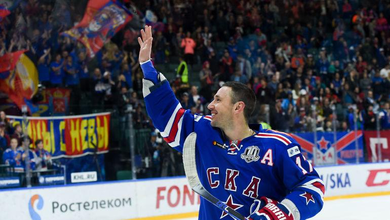 Илья КОВАЛЬЧУК. Фото Сергей ФЕДОСЕЕВ, ХК СКА