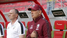 Виталий КАФАНОВ (слева) и Курбан БЕРДЫЕВ.