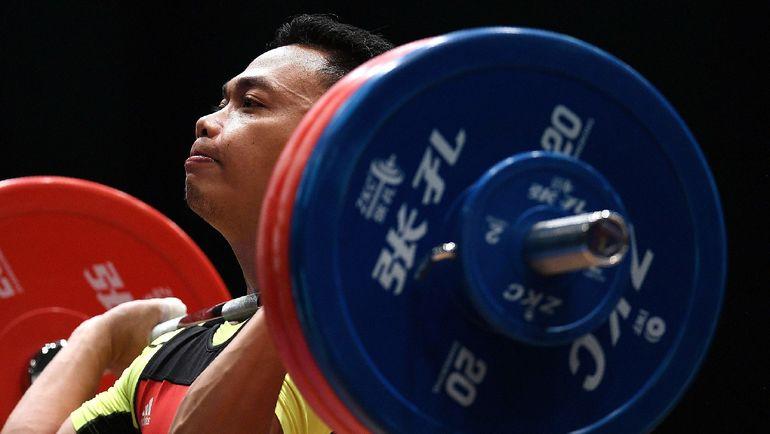 Тяжелая атлетика может не попасть в программу следующих Олимпийских игр. Фото AFP