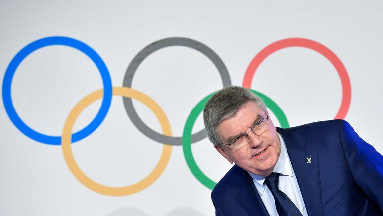 Томас БАХ обещал оплатить перелет, проживание и питание российских спортсменов. Фото AFP