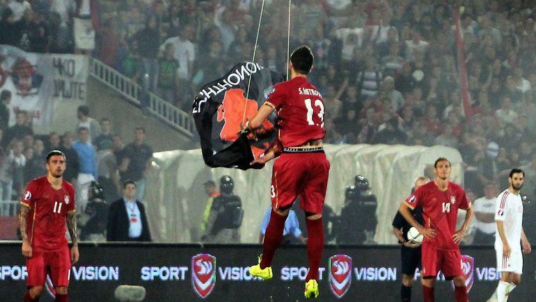 Сербия и Албания в одной корзине лиги С - и друг с другом не сыграют. И к лучшему. Фото AFP