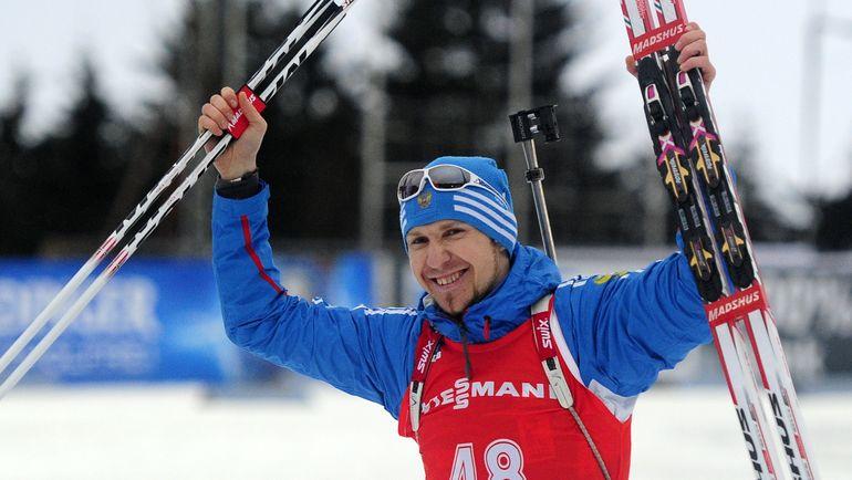 Тимофей ЛАПШИН. Фото AFP