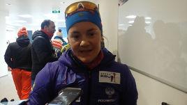 Екатерина Юрлова - эмоционально о четвертом этапе эстафеты.