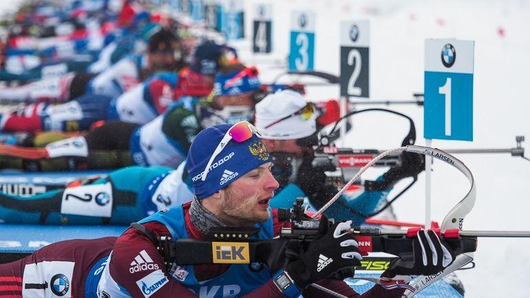 IBU ограничил СБР в правах, но российские биатлонисты могут участвовать в соревнованиях под эгидой организации. Фото СБР