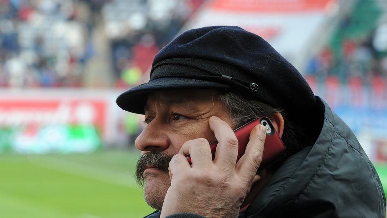 Дмитрий НАЗАРОВ. Фото Никита УСПЕНСКИЙ