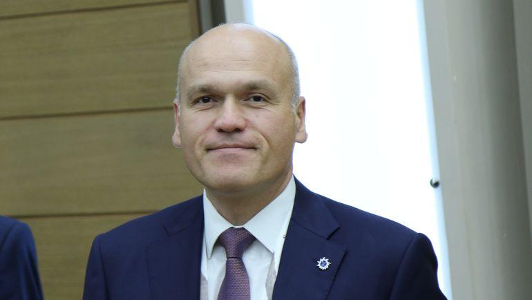 Андрей ФИЛАТОВ. Фото Этери КУБЛАШВИЛИ.