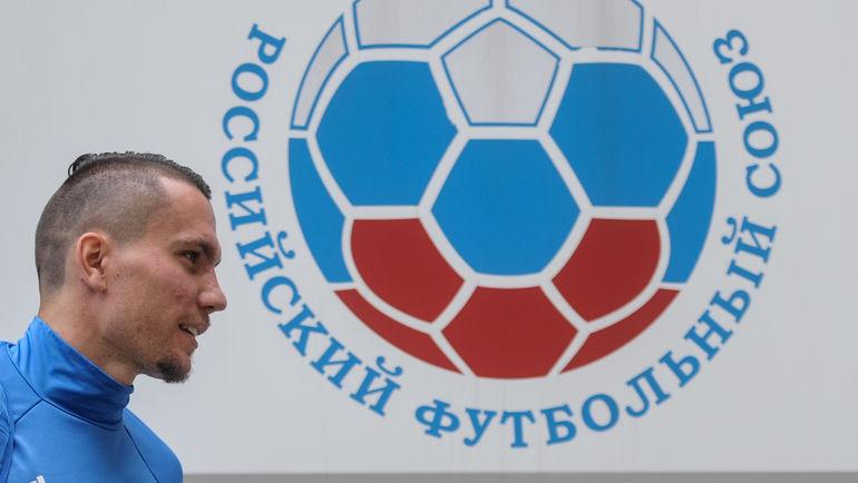 В 2017-м Антон ЗАБОЛОТНЫЙ дебютировал в сборной России. Фото Дарья ИСАЕВА, «СЭ»