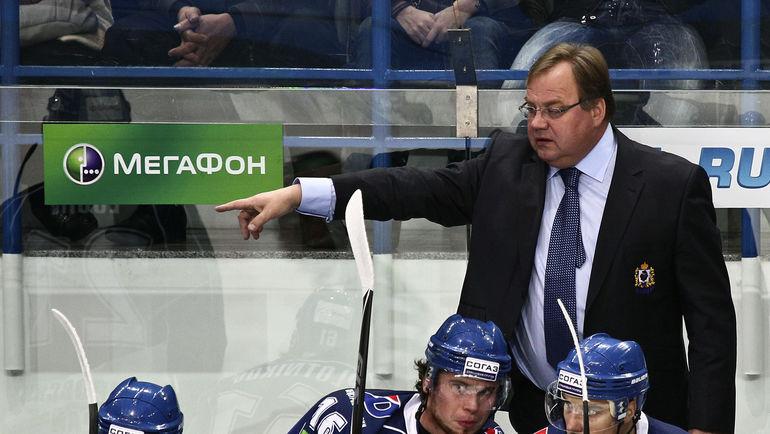 Ханну ЙОРТИККА. Фото Олег КИРЕЕВ