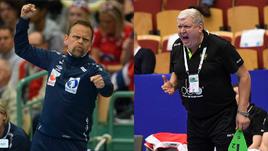 Норвегия vs Россия. Матч года в гандболе