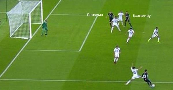"""Почему отменен гол """"Реала""""?"""