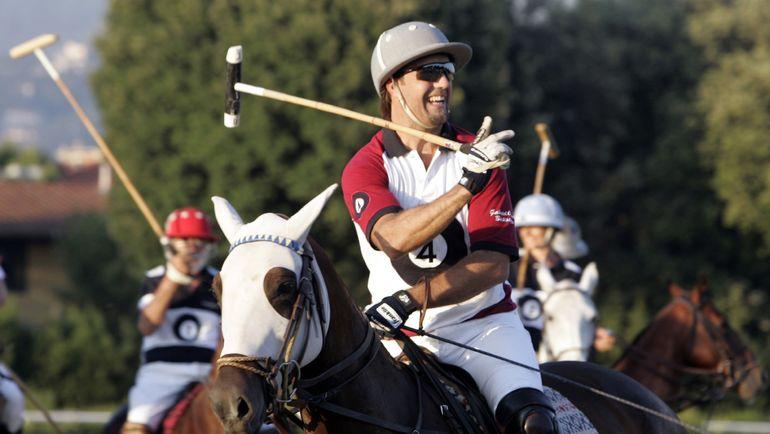 Сейчас Габриэль БАТИСТУТА увлекается поло и гольфом. Фото REUTERS