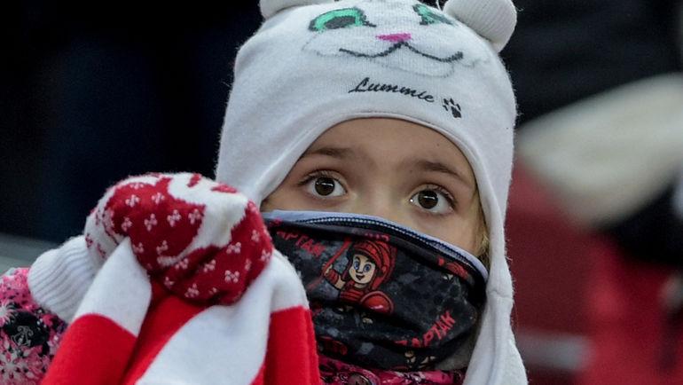 """Готовы ли болельщики ходить на матчи до середины декабря или с середины февраля? Фото Дарья ИСАЕВА, """"СЭ"""""""