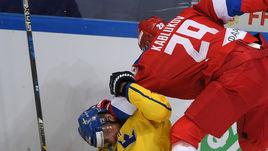 Сегодня. Москва. Россия - Швеция - 3:1. Россияне начали Кубок Первого канала с победы.