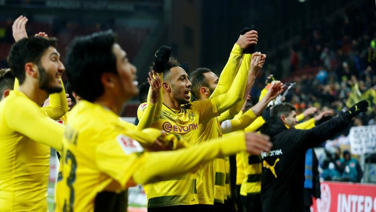 Дортмунд в прошлом туре наконец-то победил. Фото REUTERS