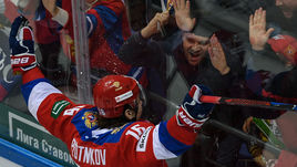 Москва увидела победу Знарка над Канадой
