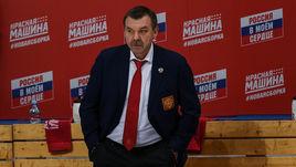 Главный тренер сборной России Олег ЗНАРОК.