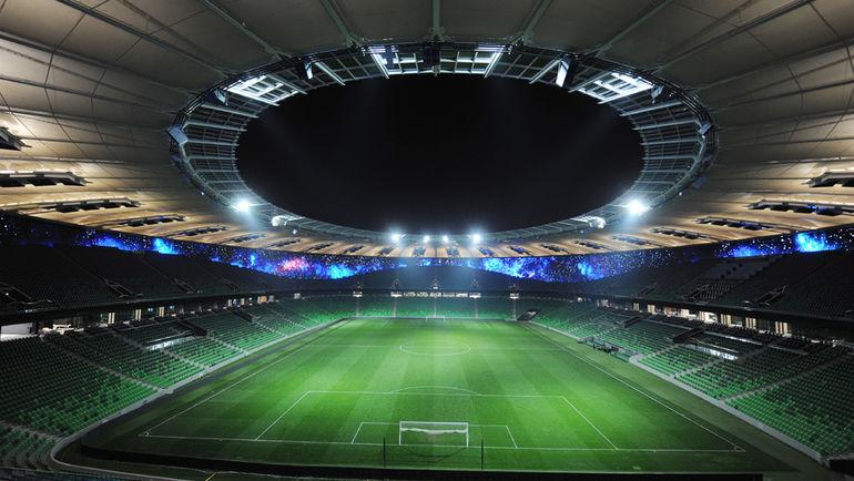 "Стадион ""Краснодара"". Фото Александр ФЕДОРОВ, ""СЭ"""