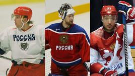 Валерий БУРЕ, Николай ХАБИБУЛЛИН и Илья КОВАЛЬЧУК.