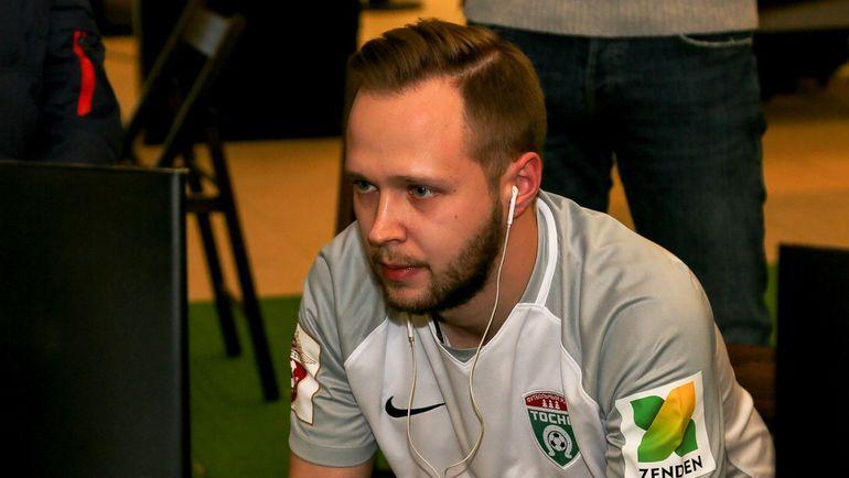 """Никита """"WInger_Tosno"""" Амелин. Фото Tosno eSports"""