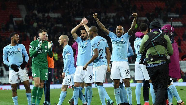 """""""Манчестер Сити"""" в погоне за трофеем."""