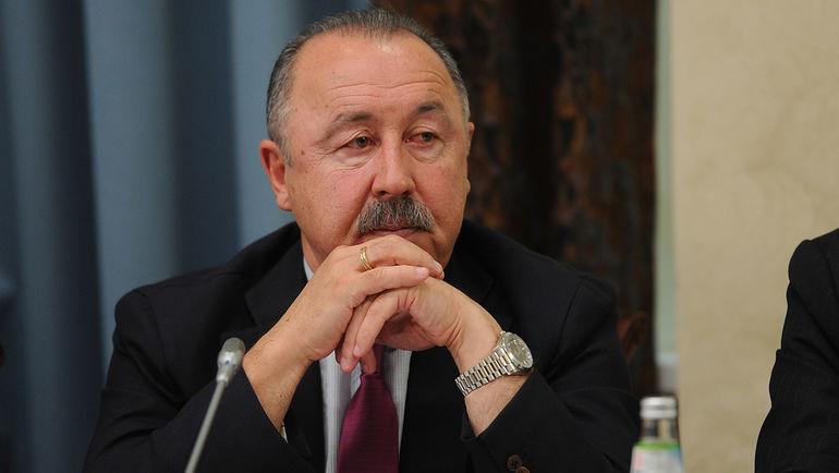 "Валерий ГАЗЗАЕВ. Фото Алексей ИВАНОВ, ""СЭ"""