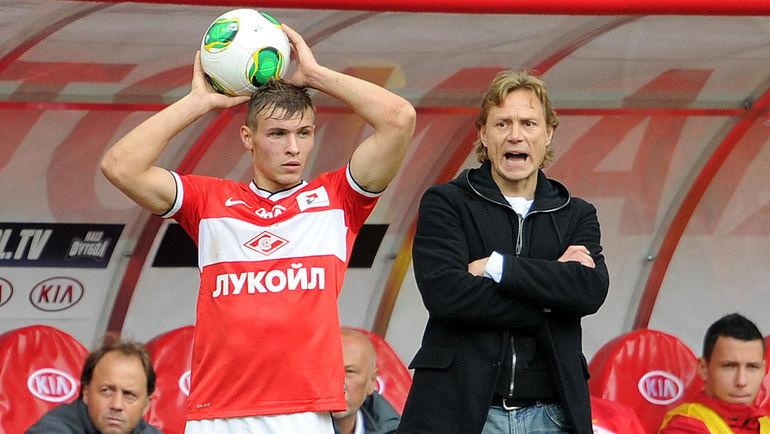 Сергей ПАРШИВЛЮК и Валерий КАРПИН. Фото Алексей ИВАНОВ