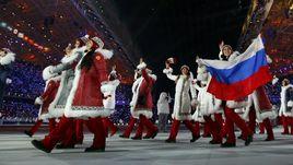 Россияне выступят в Пхенчхане-2018 без флага и гимна, а также в специальной форме без триколора.