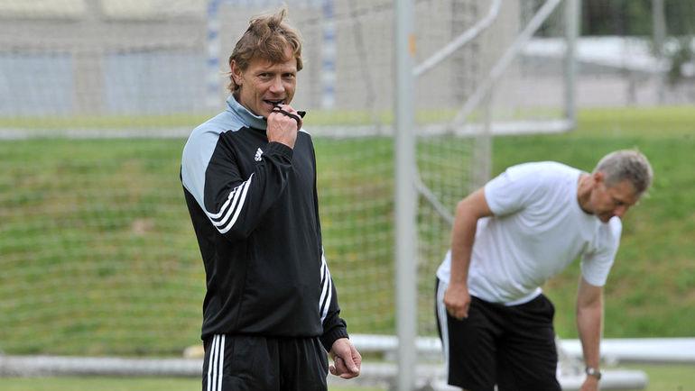 Валерий КАРПИН. Фото Алексей ИВАНОВ