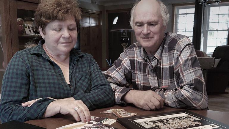 Бренда и Ли Джонсон - родители Мэтта. Фото TSN