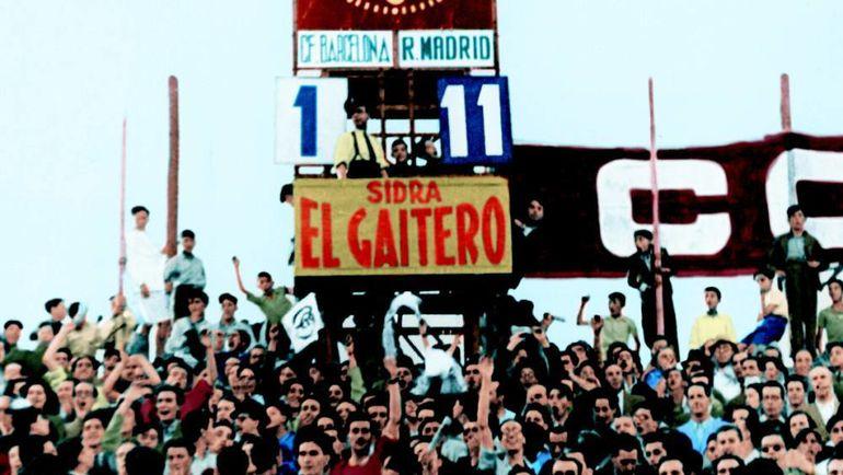 """""""Реал"""" - """"Барселона"""" - 11:1. Фото AS"""