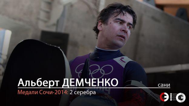 Альберт ДЕМЧЕНКО. Фото