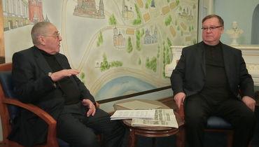 Сергей Степашин - читатель года