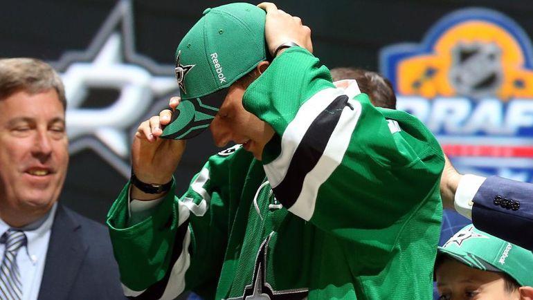 Денис ГУРЬЯНОВ. Фото NHL.com