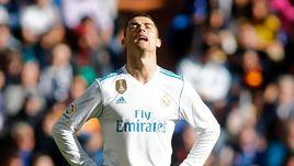 """Сегодня. Мадрид. """"Реал"""" - """"Барселона"""" - 0:3. КРИШТИАНУ РОНАЛДУ не смог забить по правилам."""