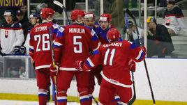 Российская молодежка обыграла Словакию в серии буллитов.