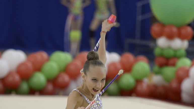 Победительница турнира по программе кмс,  член сборной России и лидер сборной  РФСО «Локомотив» Александра СКУБОВА.