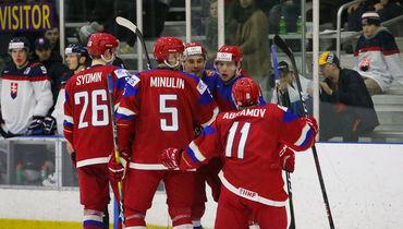 Брагин определился с составом сборной России на молодежный чемпионат мира