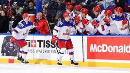 Вторник. Баффало. Чехия - Россия - 5:4. Молодежка забросила четыре шайбы, но проиграла.