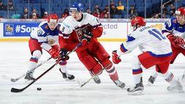 Вторник. Баффало. Чехия - Россия - 5:4. Молодежная сборная России начала чемпионата мира с поражения.