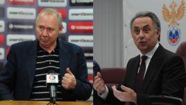 Олег РОМАНЦЕВ и Виталий МУТКО.
