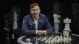 Сергей Карякин поздравляет читателей