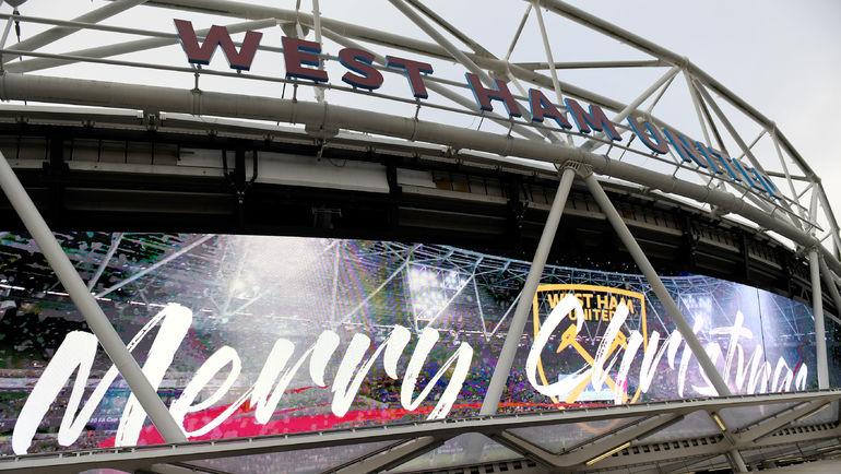"""Так снаружи выглядит стадион """"Вест Хэма"""". Сыграет ли на нем Федор Смолов? Фото AFP"""