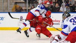 Пятница. Баффало. Белоруссия – Россия – 2:5. Россияне одержали вторую победу на молодежном чемпионате мира.