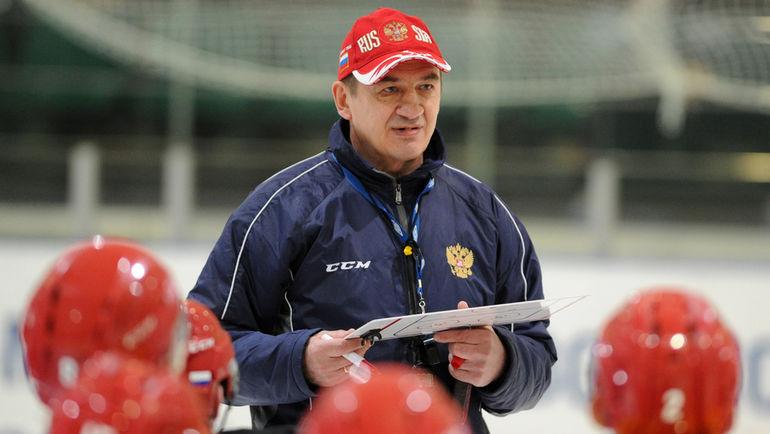 Валерий БРАГИН. Фото Никита УСПЕНСКИЙ