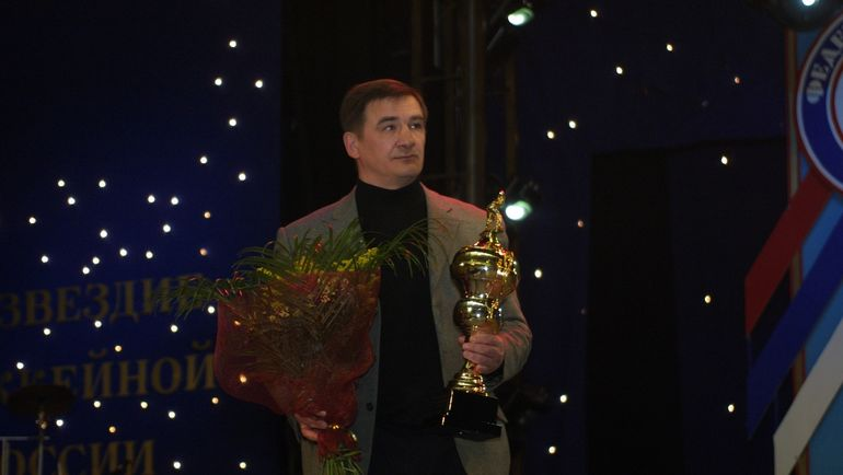 Валерий БРАГИН. Фото Григорий ФИЛИППОВ