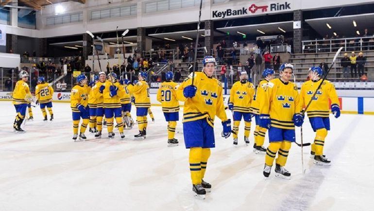Как сыграют Россия и Швеция? Фото Официальный сайт ИИХФ