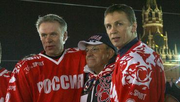 Игорь Ларионов:
