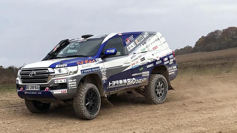 Экипаж #328 (Toyota Autobody).