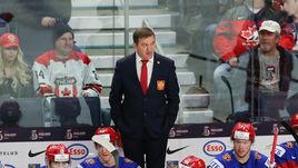 Сборная России уступила команде США в 1/4 финала молодежного чемпионата мира.